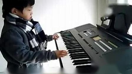 电子琴演奏:小星星_土豆视频