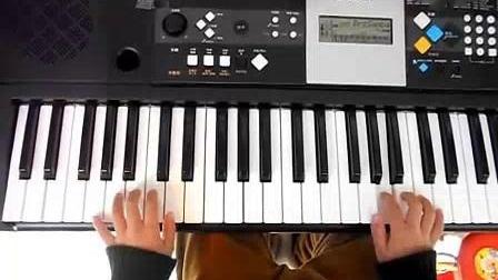 电子琴演奏友谊地久天长-音乐-高清完整正版视频在线观看-优酷