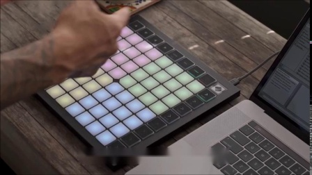 Novation // Launchpad X – 自定义模式
