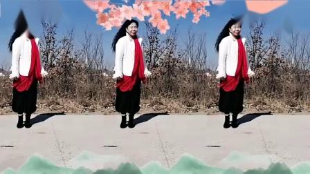 朱丽广场舞《牵魂的爱》