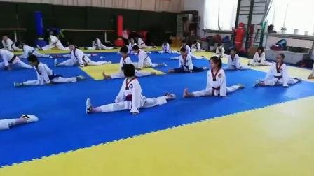 大庆跆拳道-旋风武道