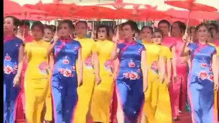 《巾帼风韵》参加普洱市墨江县四十周年县庆!