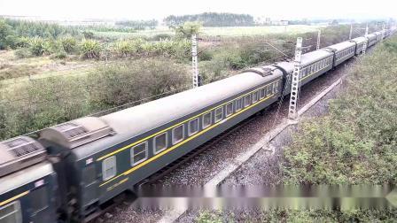 火车视频集锦——宁局视频85(暖冬)