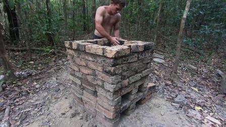 【1080p】澳洲小哥全集更新至50集 - 建造烧砖炉