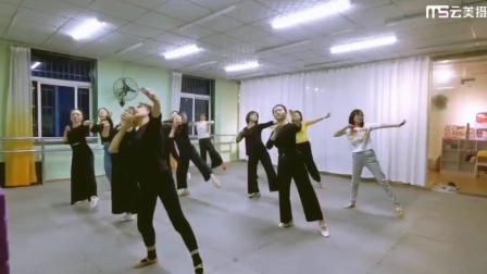 古典舞莲花学员版课堂片段欣赏,阜阳艺路舞蹈