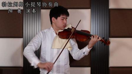 勃拉姆斯小提琴协奏曲:阳奥演奏