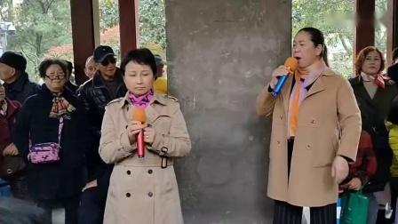 越剧《白蛇传》仁至义尽真情爱(小冯等演唱)