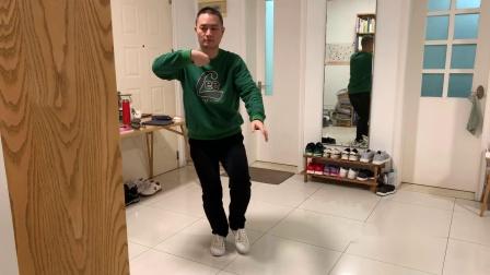 崔传杨式太极拳练习2019.11.28