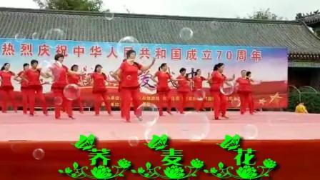莒县李家念头广场舞《荞麦花》