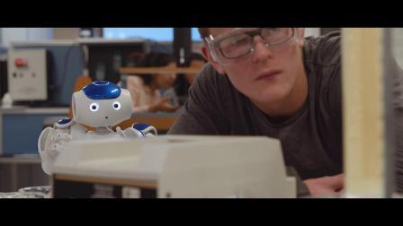 工程学院 | 跟随小小机器人探索工程学的世界