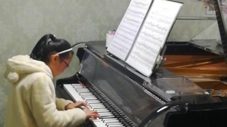 海顿奏鸣曲——曹可馨