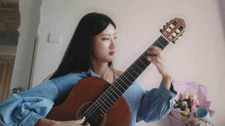 樊菲儿古典吉他《委内瑞拉华尔兹3号》