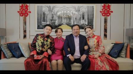 万达威斯汀 | wedding highlights  炫酷开场 cx&zj