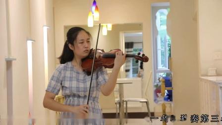 《夏日玫瑰 变奏曲》杨丹骊演奏,加字幕
