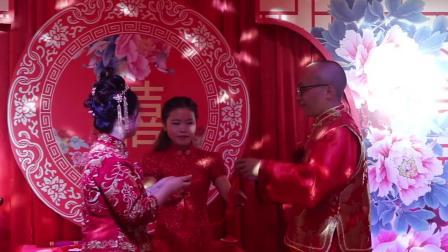 中式婚礼主持人张杰(汇传媒)
