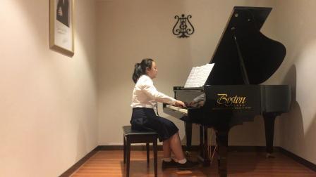 贝多芬《D大调第七钢琴奏鸣曲Op.10 No.3第一乐章》