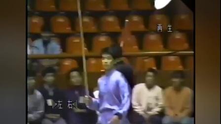 【漾太极】赵文卓早期武术比赛展演