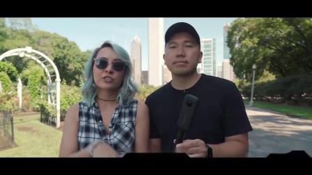 海陆空 - Insta360 ONEX 全景相机 精彩视频+使用教程-芝加哥之美