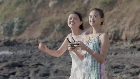 海陆空 - DJI 大疆 Mavic Mini 御mini 无人机 使用教程-环绕飞行拍摄教学