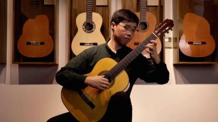 【吉他演奏】黄韬:不期而遇