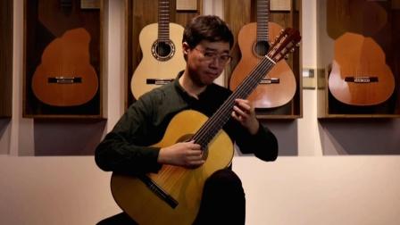 【吉他演奏】黄韬:月下