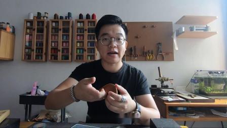 冯注龙Vlog08:我找皮匠阿豪做了个滑板保护套