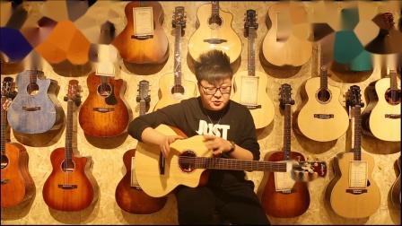 【吉他食堂】吉他指弹教学 | 陈亮《china funk》第四部分教学讲解