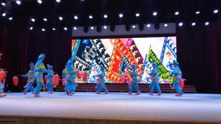 永康市龙川学校校园婺剧艺术节婺剧巡营。