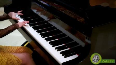 【ZETA出品】炉石传说主题曲 钢琴版 找个位置随便坐~!
