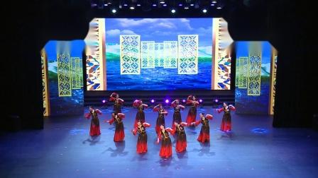 维族舞蹈《花儿为什么这样红》