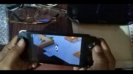 [龙组白龙]安卓JAVA模拟器&DOS模拟器测试-摩奇78P01游戏手机