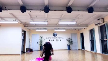 杭州市太拉国际教培学院 —— 分享一支我们的道具小公主漫漫老师第一支单扇融合@太拉国际 杜骏毅 的视频原声