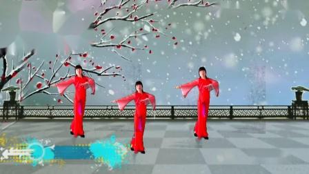 舞蹈【红梅赞】