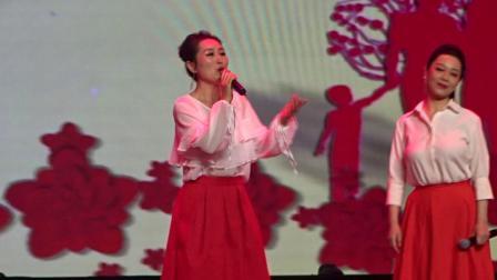 女声二重唱 北京的微笑