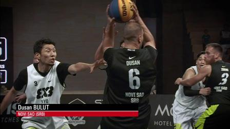 2019FIBA3x3年度十佳传球