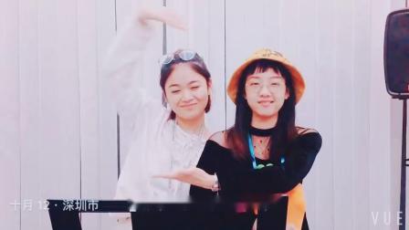 #歌者盟深圳音乐俱乐部~用两种不同的传声通道唱<你要的爱>大家找一找哟