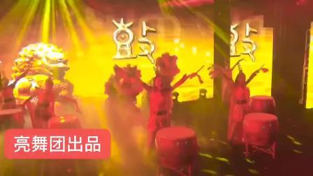 广东亮舞团——鼓舞神话