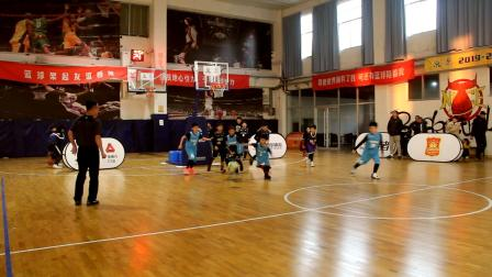王依冉NYBO篮球赛-回顾