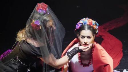 FRIDA KAHLO - VIVA LA VIDA - espectáculo de Viki Lafuente