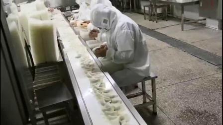 馄饨生产线云吞机