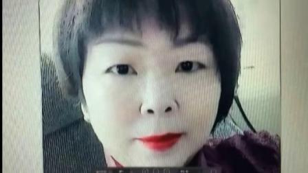 南阳戏曲:徐红霞演唱曲剧[屠夫状元]选段;妹妹叫你麻烦受累[王保才制传]