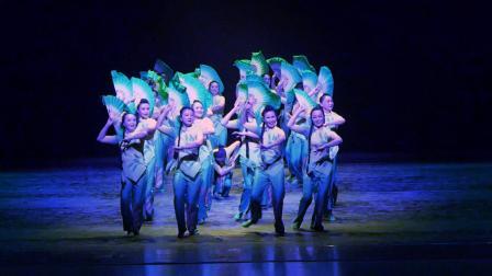 1【河南省第五届中老年舞蹈专场演出 群舞《麦浪滚滚》文奎影苑】