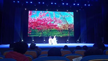 越剧,杏林重逢,表演者:唐红薇,王桂珠