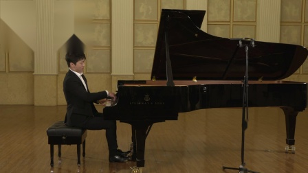 胡博演奏 拉赫玛尼诺夫 《降b小调第二钢琴奏鸣曲》