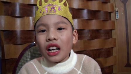 毛睿昊十岁生日视频