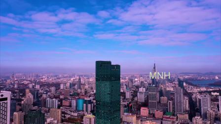 南京鼓楼空中美景