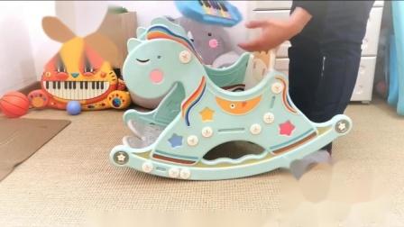 常州母婴宝乐-可爱天使新生儿摇椅