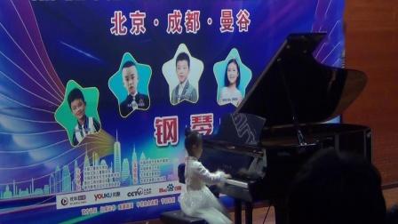 2019CCTV中艺赛川南决赛曼音朗域学员李佳恩《山娃》