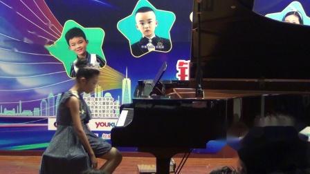 2019CCTV中艺赛川南决赛曼音朗域学员李泉岳《肖邦圆舞曲》