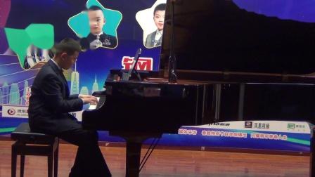 2019CCTV中艺赛川南决赛曼音朗域学员刘梓冉《水边的阿狄丽娜》